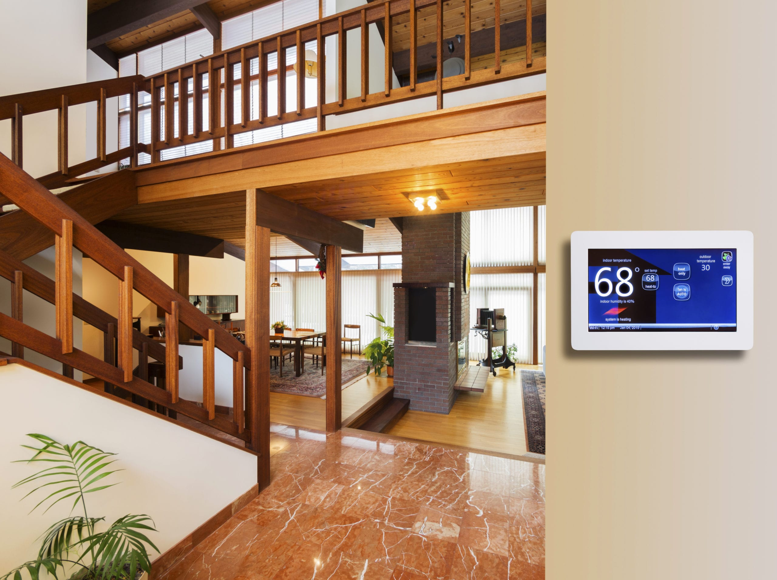"""Featured image for """"At What Temperature Should I Set My Thermostat?"""""""