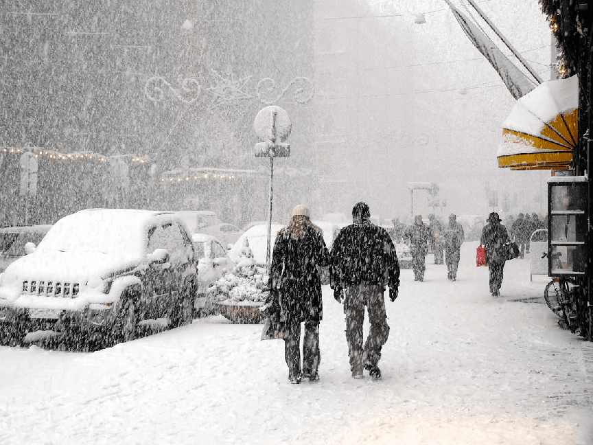 Predictions Of Winter Weather 2016 Heating And Cooling
